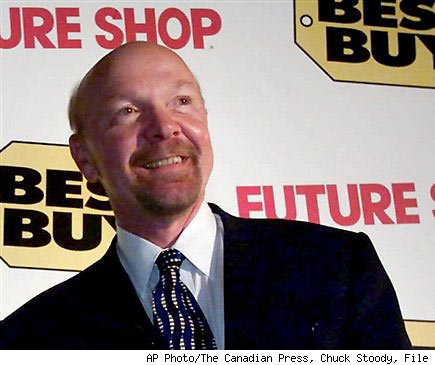 Best Buy's founder allowed to pursue buyout