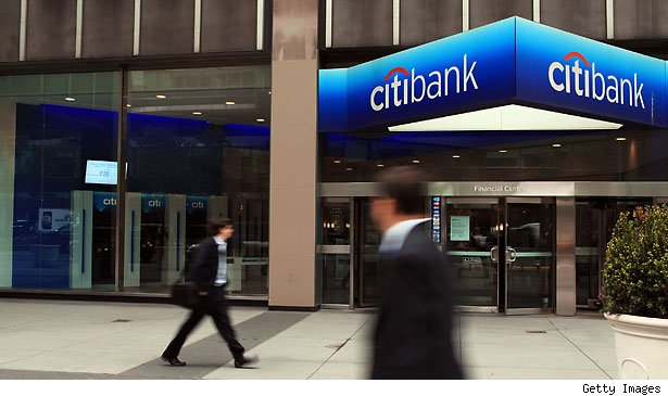 Citigroup - Too Big To Fail