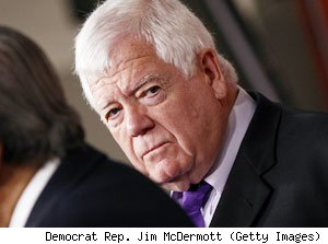 Democrat Rep. Jim McDermott