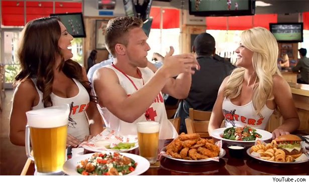 Hooters - Feed the dream