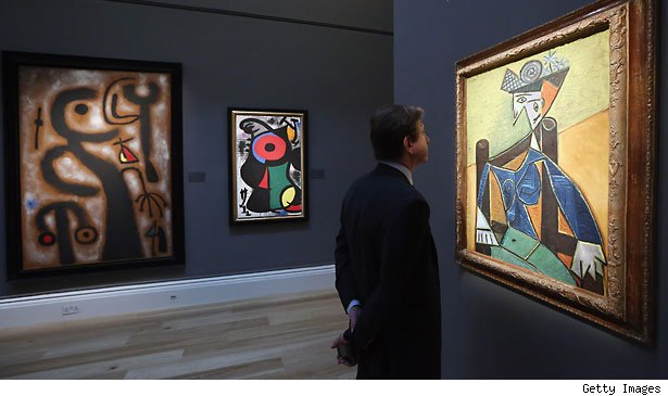 Want to Own a Picasso? Here's Your Chance