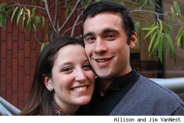Allison and Jim VanNest