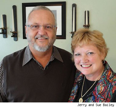 Jerry and Sue Bailey