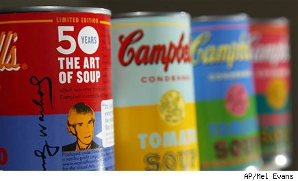 Campbell Soup profit rises amid turnaround push