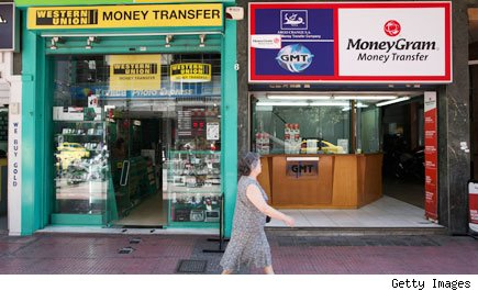 Money Transfer  435cs092412