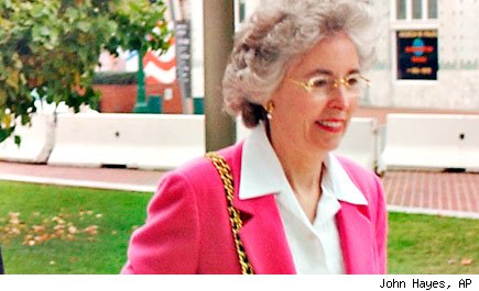 4th Richest woman Elaine Marshal