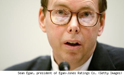 Sean Egan, president of Egan-Jones Ratings Co. (Getty Images)