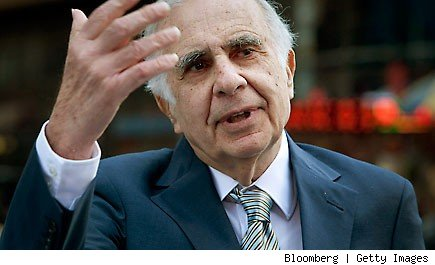 Carl Icahn takes 10% of Netflix