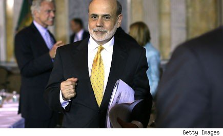Federal Reserve Ben Bernanke Low Interest Rates