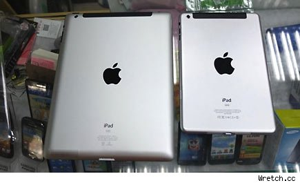 Ipad rumors