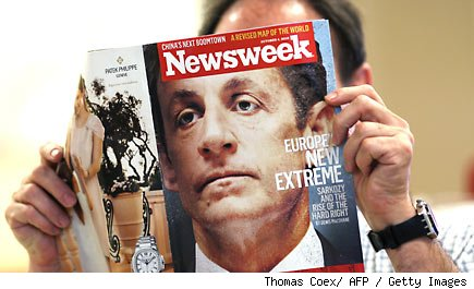 magazine Newsweek