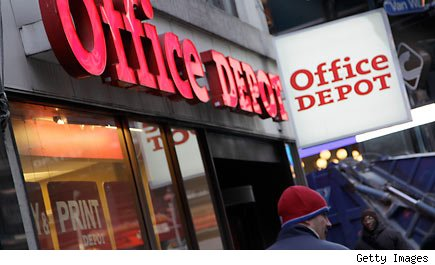 Office Depot, OfficeMax agree to merge in all-stock deal