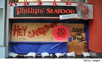 Sandy Businesses closing