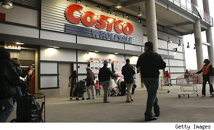 Costco Stores selling mortgage