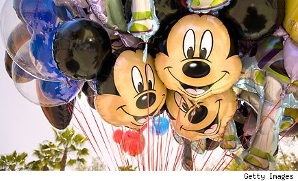 Mickey Mouse Disney Earnings