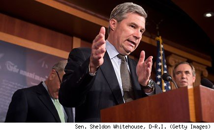 Sen. Sheldon Whitehouse, D-R.I. (Getty Images)