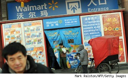 Walmart China Bribery Investigation
