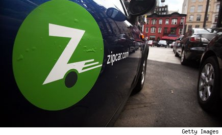 Zipcar in New York