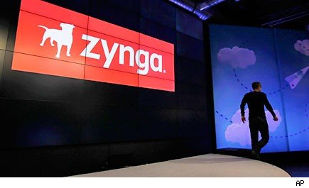 Zynga - CFO David Wehner is leaving the company.