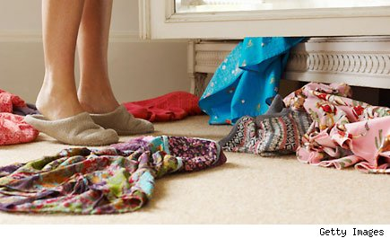 Clutter in your closet could be money in your pocket