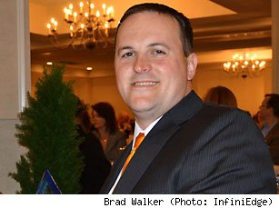 Brad Walker (Photo: InfiniEdge)