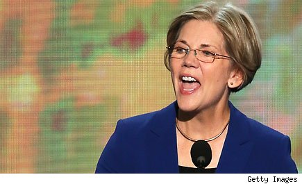 Elizabeth Warren Likely Headed to Senate Banking Panel - DailyFinance