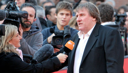 Gerard Depardieu has become the latest to surrender his French passport and social security benefits, choosing to move to a bordering town in Belgium that's attracting many of France's wealthiest expatriates.