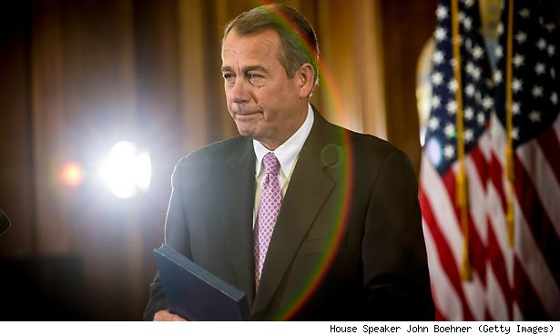 House Speaker John Boehner (Getty Images)