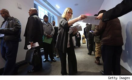 Initial Jobless Claims Fall