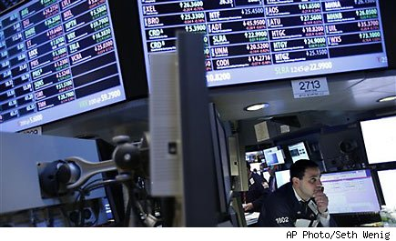 Stocks fall for fifth straight day; worst losing streak since July