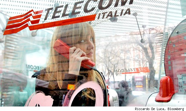 Telecom Italia SpA