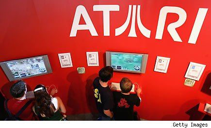 Atari U.S. files for Chapter 11 to separate from French parent company