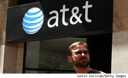 AT&T to Buy Alltel's U.S Wireless Business