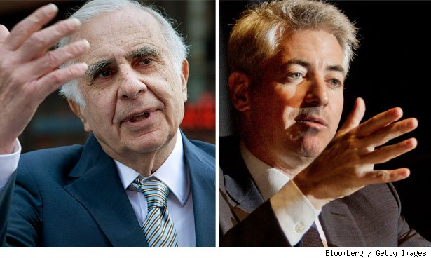 Icahn and Ackman