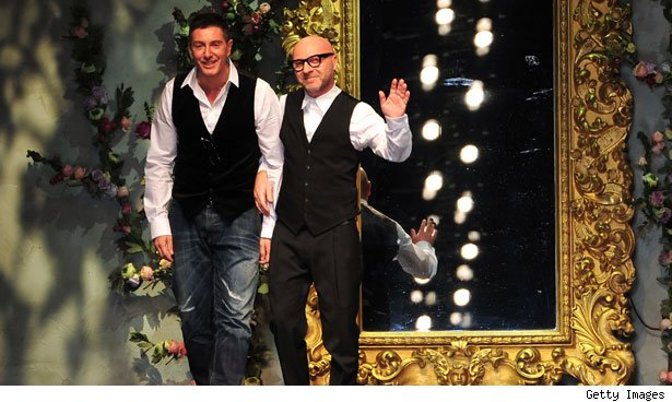 Dolce & Gabbana AND OTHER FASHION ICONS-TURNED-BILLIONAIRES