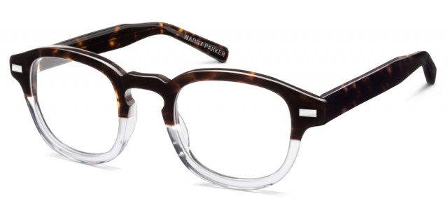 Warby Parker Glasses for USD95
