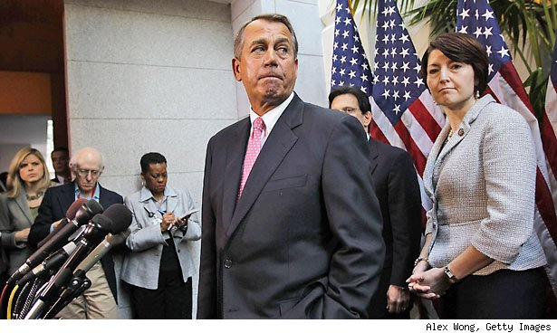 House Rep. John Boehner