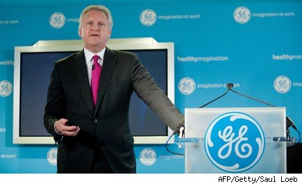 Jeff Immelt GE Earnings