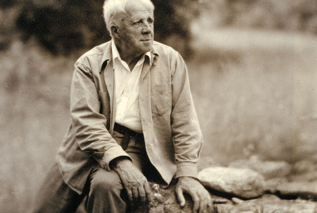 robert frost Credit: the associated press in this may 2, 2018 photo is the robert frost stone  house museum in shaftsbury, vt the museum now owned by.