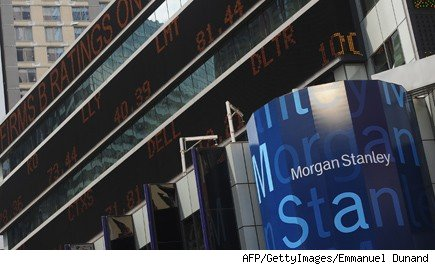 Morgan Stanley 'Too Big to Fail' Banks