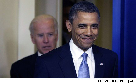 President Obama's Fiscal Cliff Deal Passes Congress