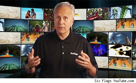 Six Flags YouTube.com