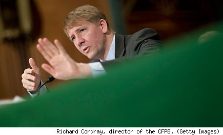 Richard Cordray, director of the CFPB. (Getty Images)
