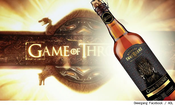 Games of Thrones Beer