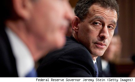 Federal Reserve Governor Jeremy Stein (Getty Images)