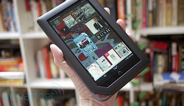Engadget The Nook