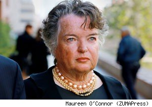 Maureen O'Connor (ZUMAPress)