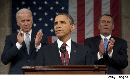Obama State of the Union EU Trade Talks