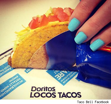 Taco Bell Cool Ranch