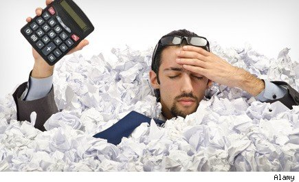 6 Signs Your Tax Preparer Is Incompetent